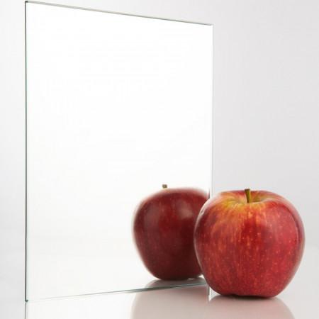 espejo a medida plata