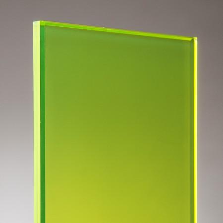 vidrio laminado amarillo