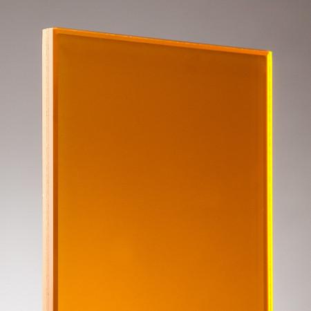 vidrio laminado naranja