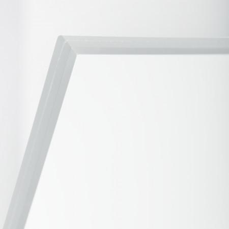 vidrio laminado polar white blanco