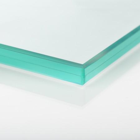 vidrio laminado transparente