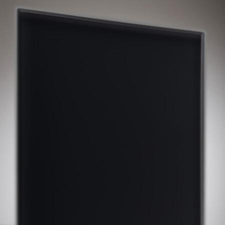 vidrio monolitico Lacobel Negro (Classic Black) RAL-9005