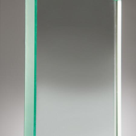 vidrio monolitico transparente