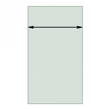 Vidrio monolítico 15 mm