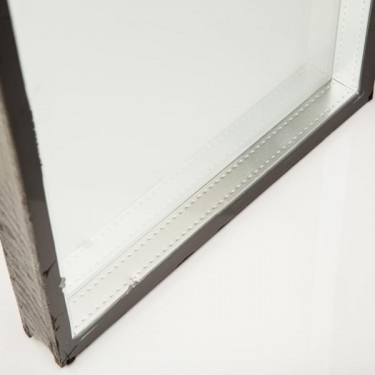 Glass with Double glazed