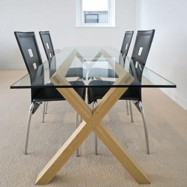 Mesas vidrio vidres web - Cristal para mesa ...