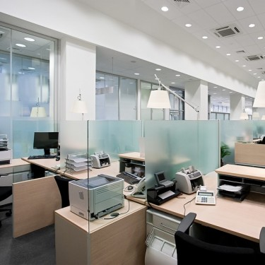 Walls Glass Partitions