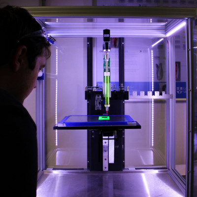 Glass for 3d Printers